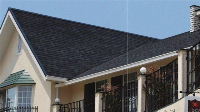 リッジウェイの屋根