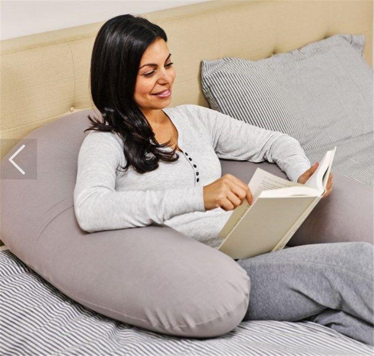 ベッドでヨギボーサポートを使う