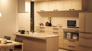 キッチンの収納家具選び