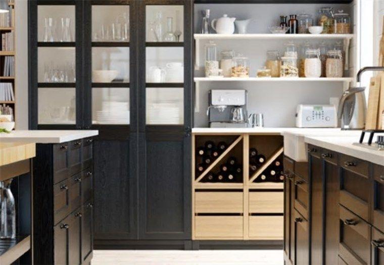 イケアのキッチン収納家具