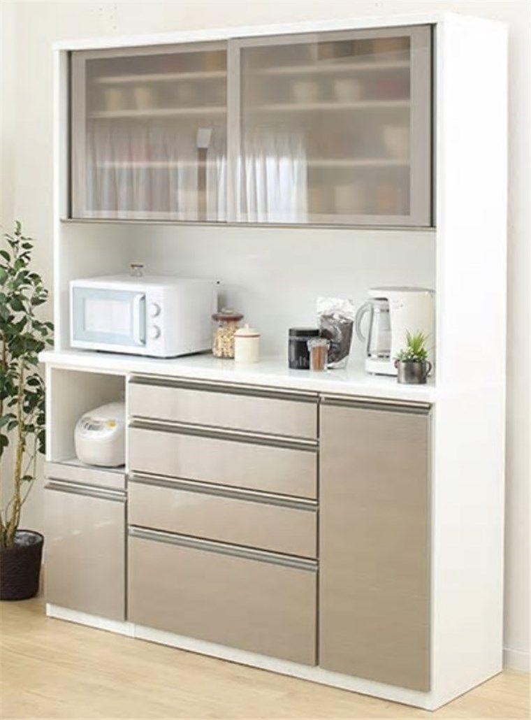 ニトリのキッチン収納家具
