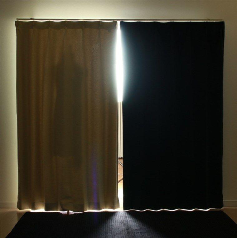 遮光カーテン1級