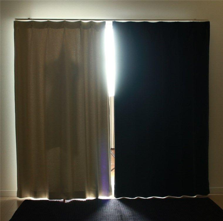 遮光カーテン2級