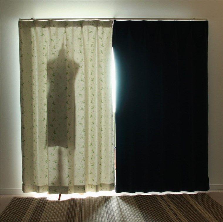 遮光カーテン3級