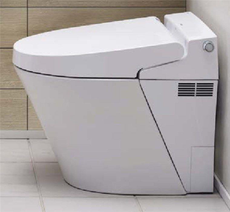 トイレのメーカー比較、リクシルのサティスSタイプ
