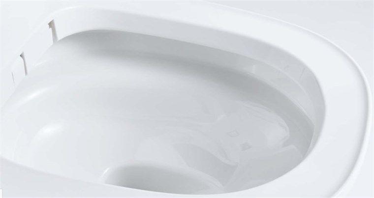 パナソニックのトイレ、アラウーノのスゴピカ素材