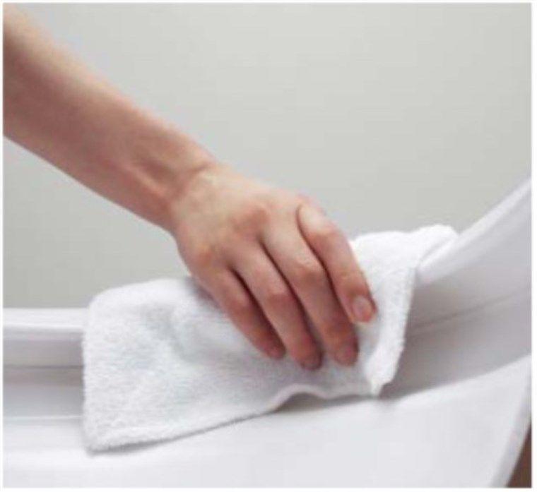 パナソニックのトイレ、アラウーノは掃除がしやすい