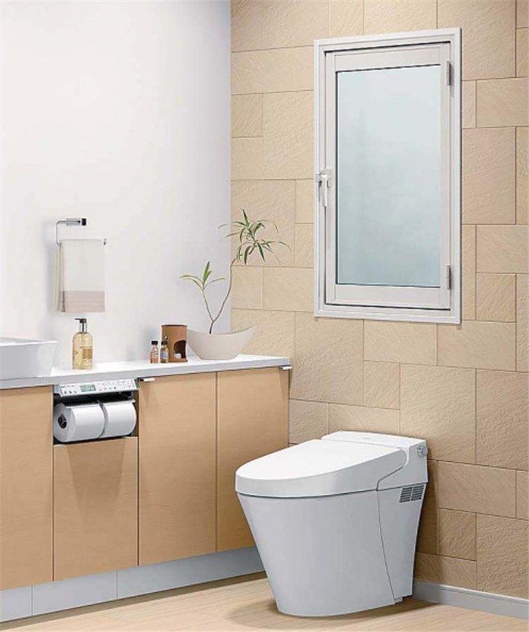 トイレのリフォーム、インナーサッシ