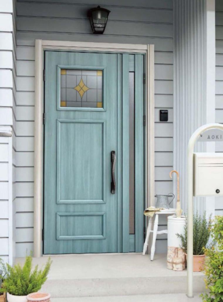 玄関ドアのリフォーム